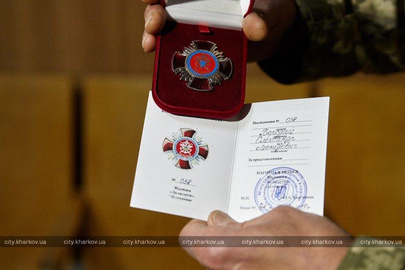 В Харькове чествовали воинов-интернационалистов (фото)
