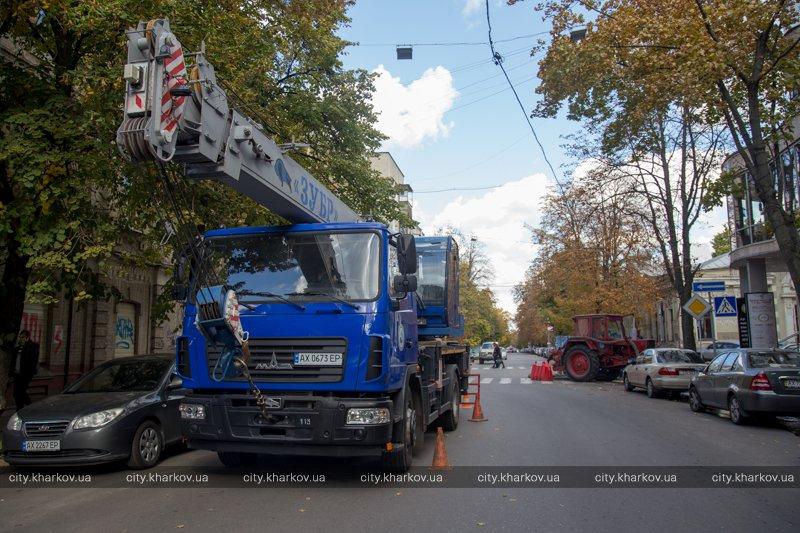 Специалисты отремонтировали трубопровод (ФОТО)