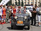 Kharkiv receives the 5th Peking to Paris Motor Challenge 2013