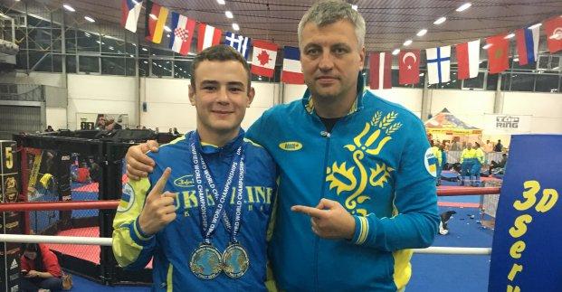 Харьковчане выиграли четыре «золота» на чемпионате мира по кикбоксингу