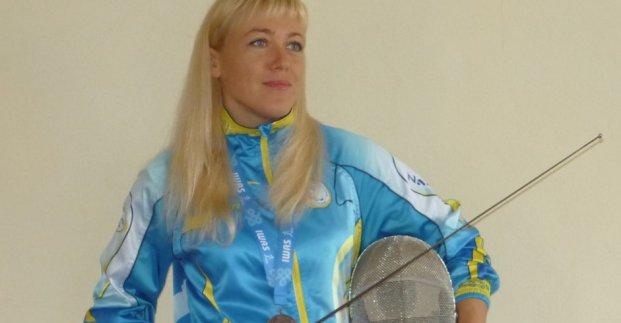 Харьковская фехтовальщица завоевала две медали на Кубке мира