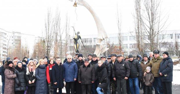 В Киевском районе отметили День чествования ликвидаторов Чернобыльской катастрофы
