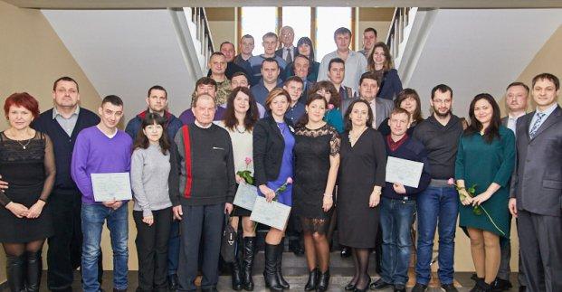 Співробітники «Харківводоканалу» пройшли навчання в університеті міського господарства