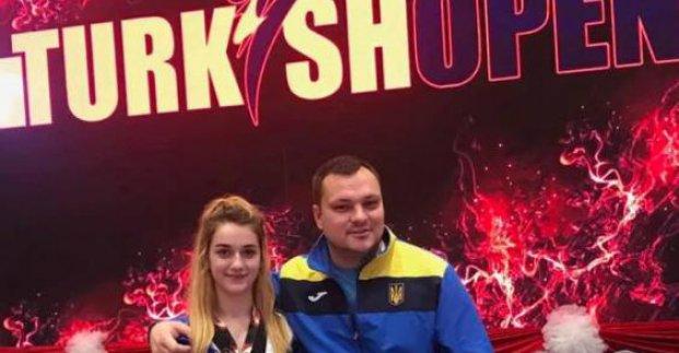 Харьковские тхэквондисты успешно выступили на турнире в Турции