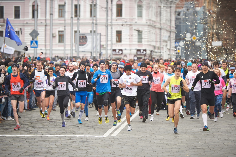 Ежегодно в Харькове проходит около 400 спортивных соревнований