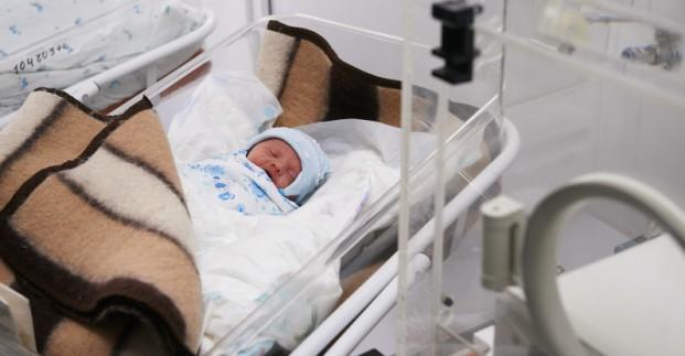 За последние сутки в городе родилось 39 детей