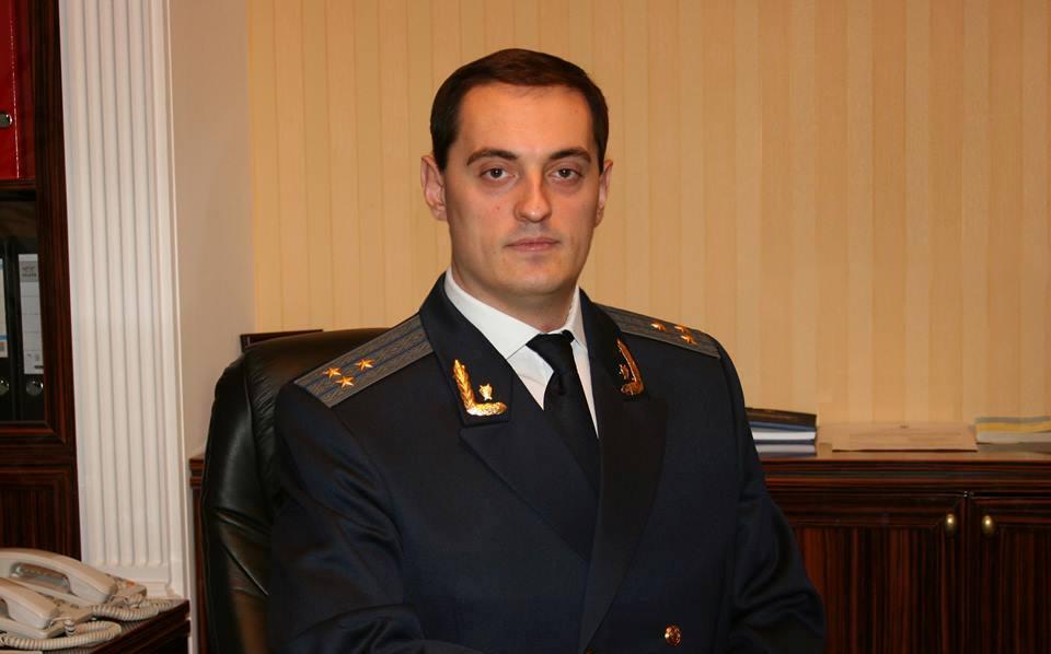 Департамент территориального контроля возглавил Алексей Калина