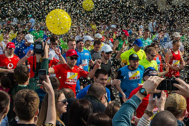 Геннадий Кернес дал старт Международному марафону
