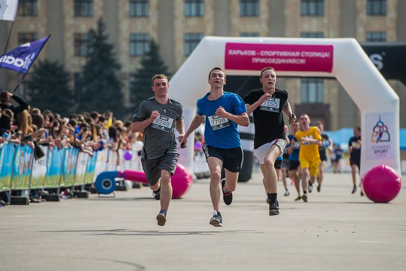 В Харькове прошел Международный марафон