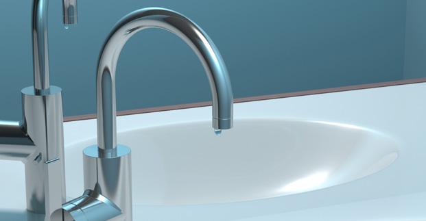 В некоторых районах города временно отсутствует водоснабжение