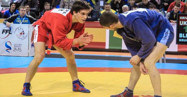 Харьковские самбисты – чемпионы Европы