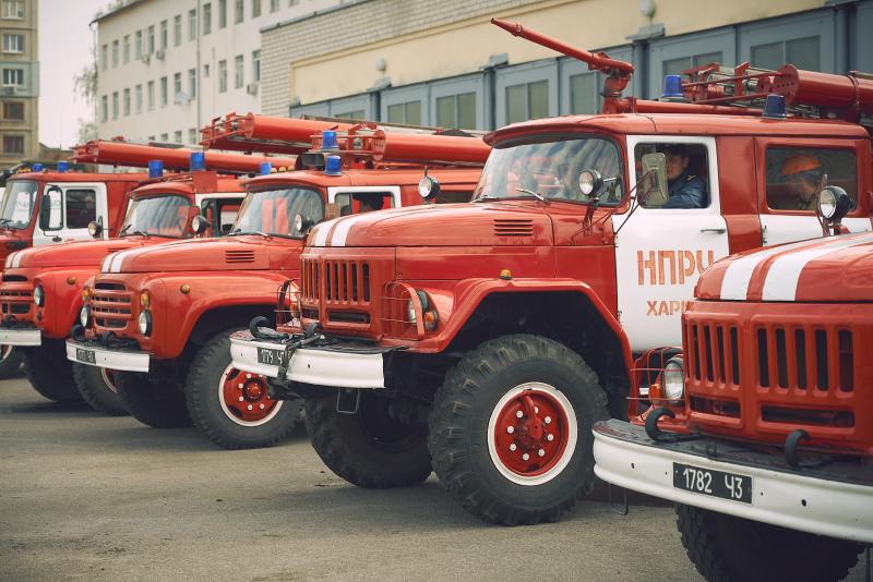 Город выделит бензин для харьковских спасателей