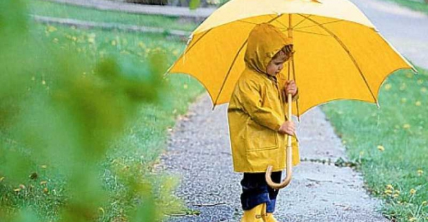 На пятницу синоптики прогнозируют в Харькове небольшой дождь