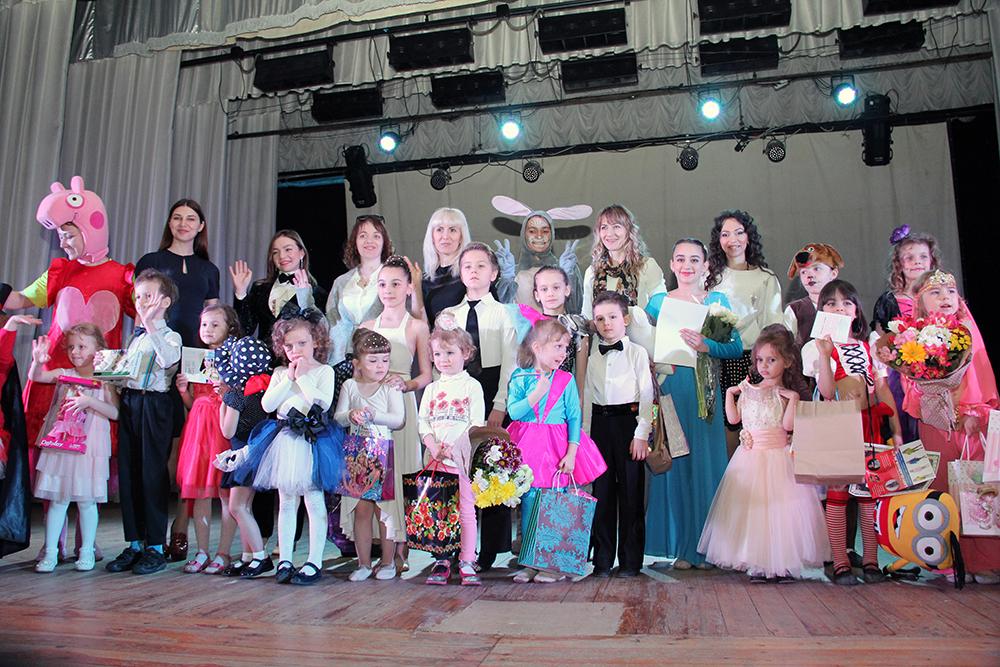 В Харькове прошел детский театральный конкурс