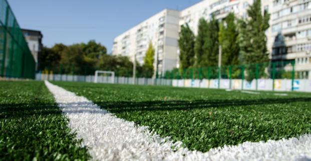 В Харькове выделили средства на реконструкцию еще двух школьных стадионов