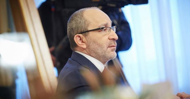 Заявление Геннадия Кернеса по поводу осквернения братского захоронения во Фрунзенском районе