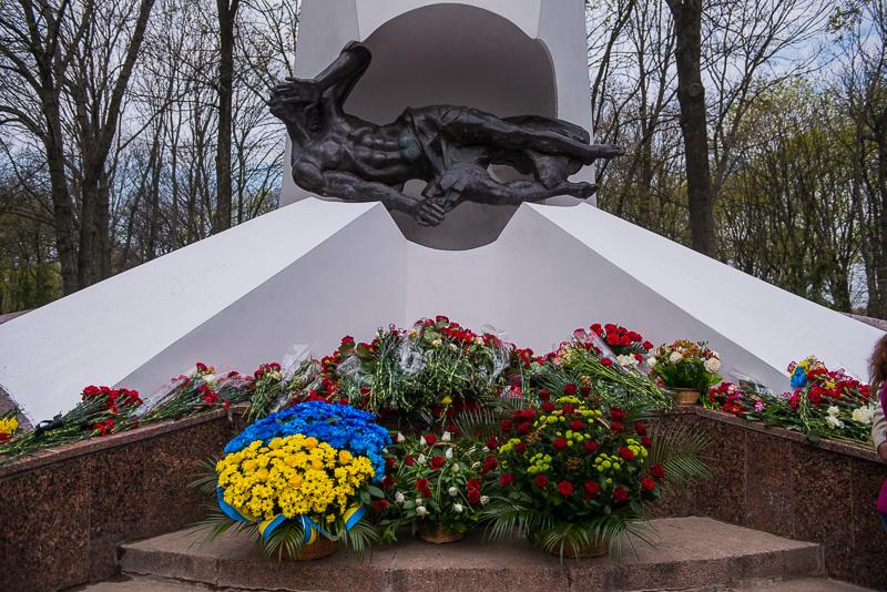 Обращение Геннадия Кернеса по случаю 30-й годовщины аварии на ЧАЭС