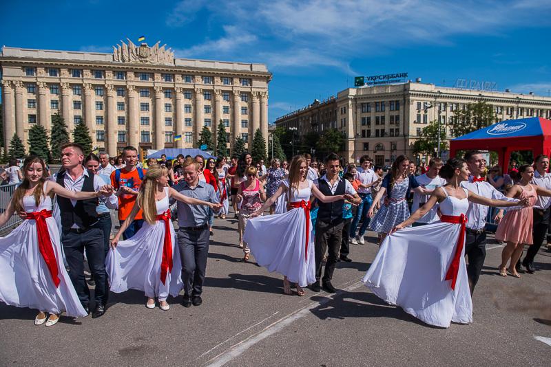 В Харькове состоится фестиваль бальных танцев «Харьковский вальс»