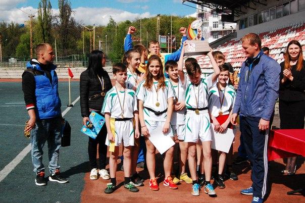 Определился чемпион Харьковской школьной регбийной лиги