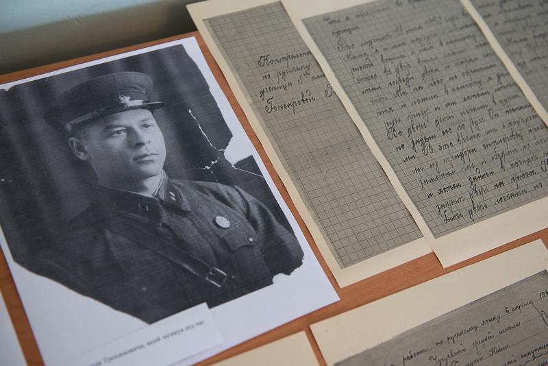 Архив открыл харьковчанам детские сочинения о войне 1945-1946 годов