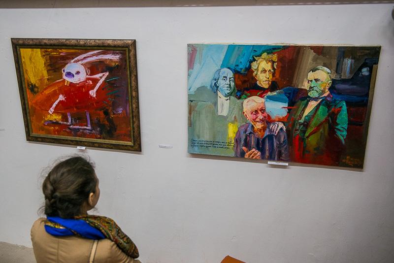 В Харькове проходит Ночь музеев