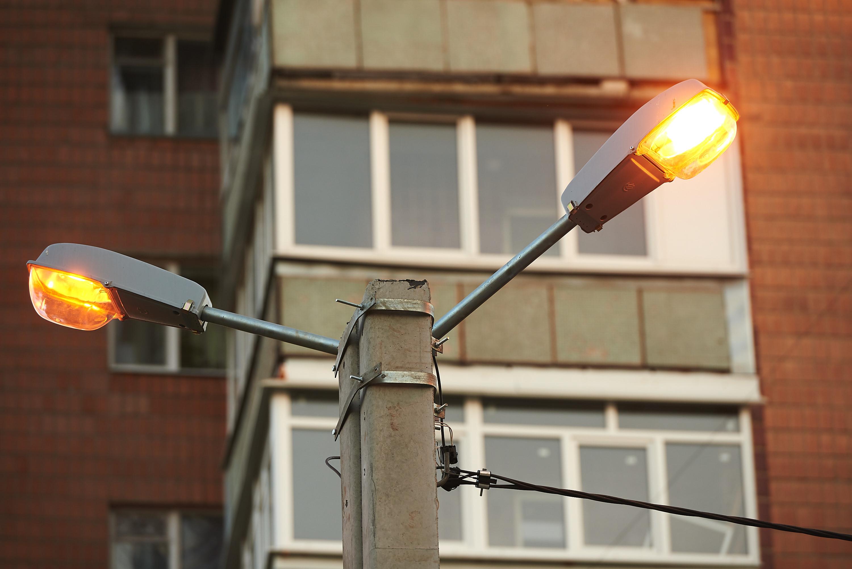 В Харькове заменили 5 тысяч светоточек