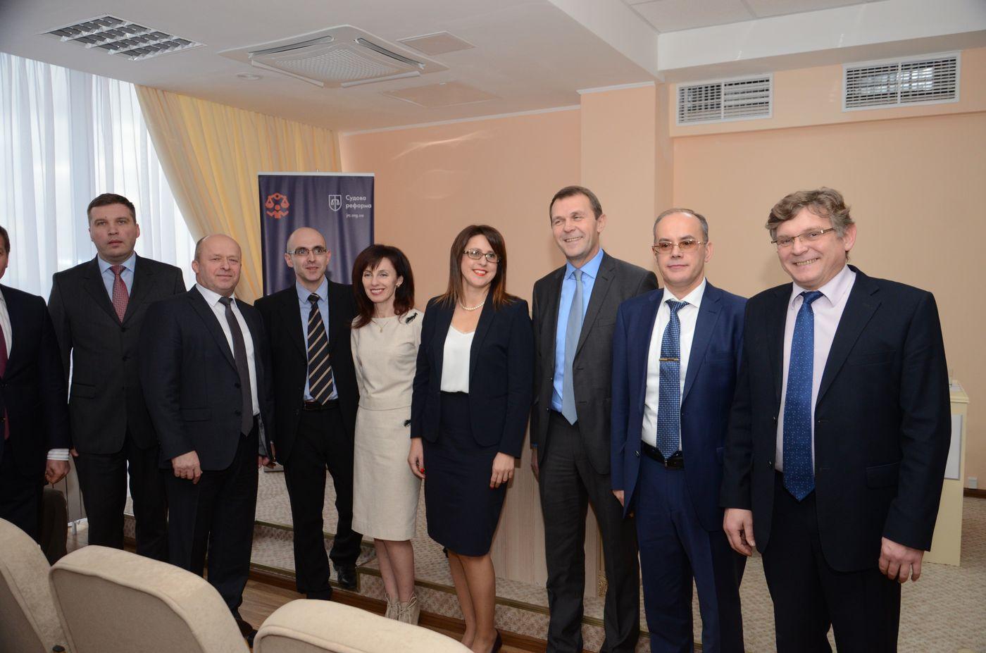 Харьковские судьи Верховного Суда обсудили первоочередные задачи в работе