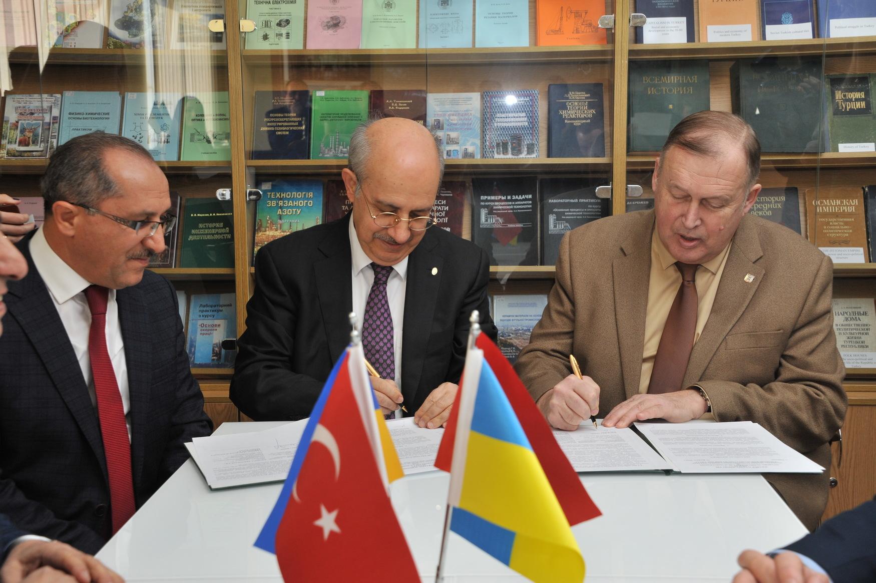 У Харкові відкрився Українсько-турецький центр науково-технічних досліджень