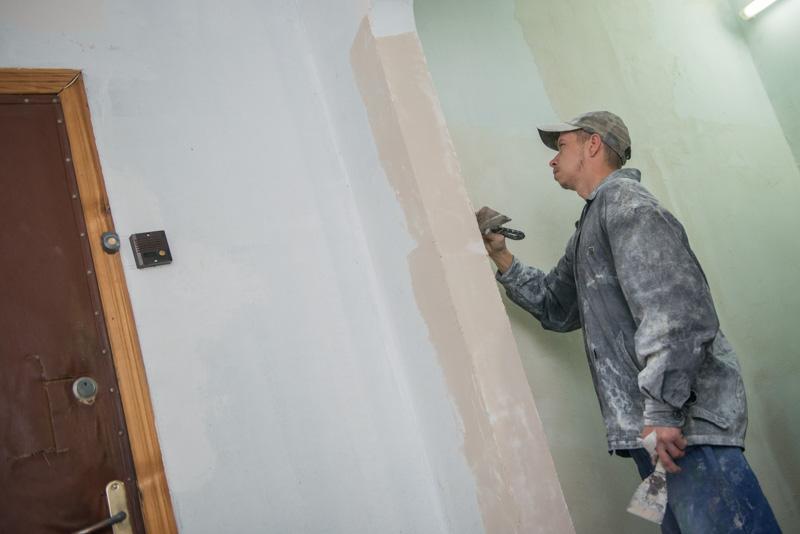 У Харкові триває ремонт житлового фонду