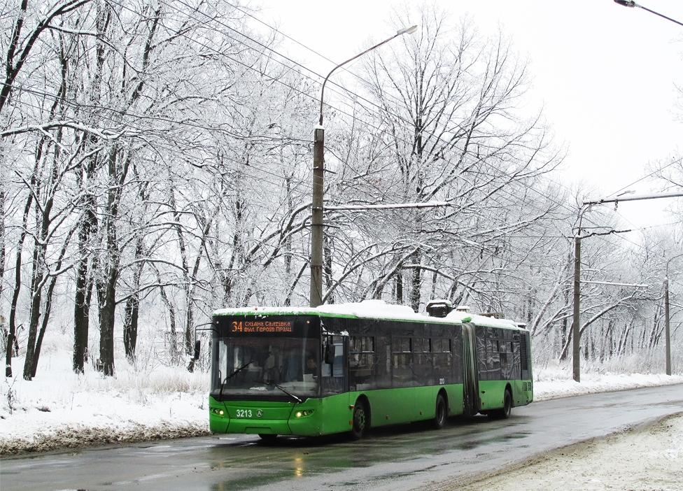 Тролейбус №34 тимчасово змінив маршрут