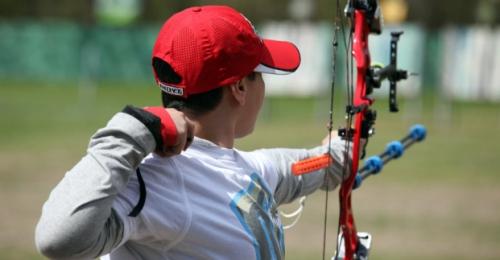Харків'яни завоювали медалі на всеукраїнських змаганнях зі стрільби з лука