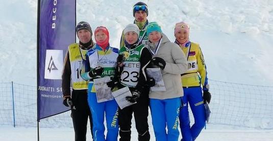 Харківські лижники стали володарями Кубка світу