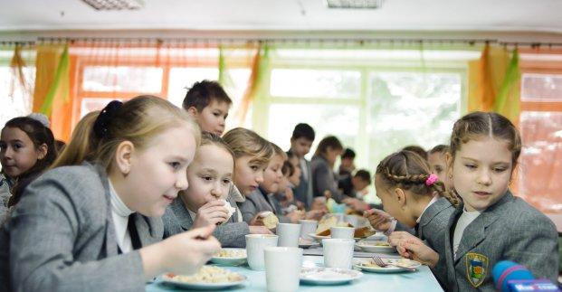 Місто збільшило вартість харчування школярів