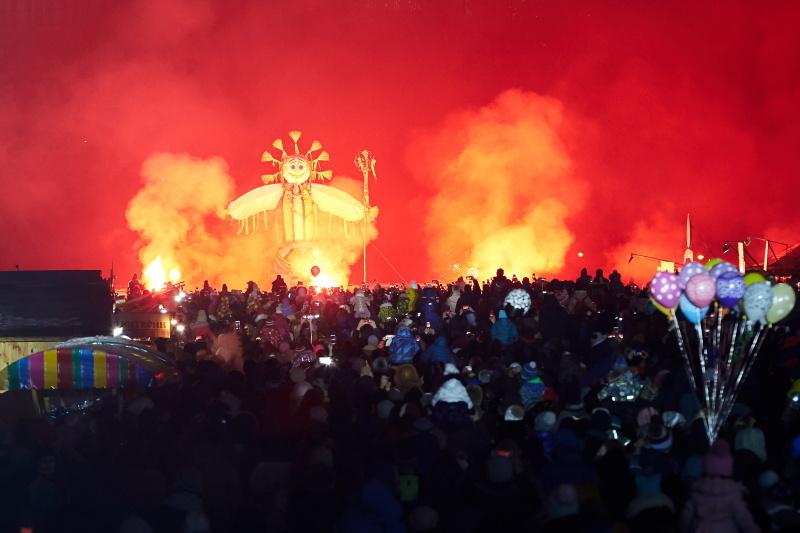 Харків'яни відсвяткували Масляну