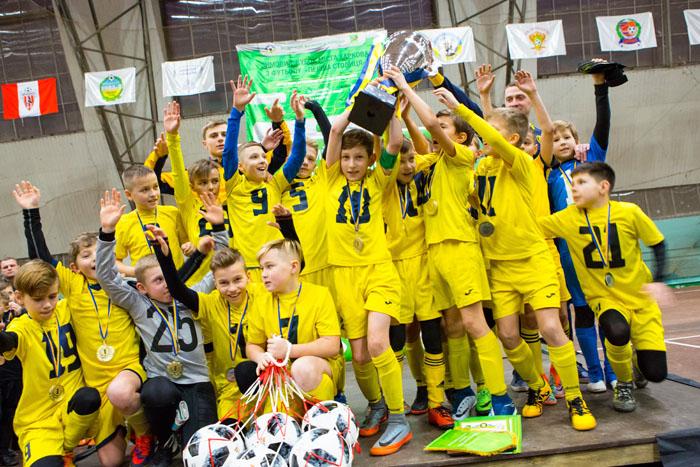 Дитяча команда «Металіст 1925» перемогла у турнірі на кубок Першої столиці