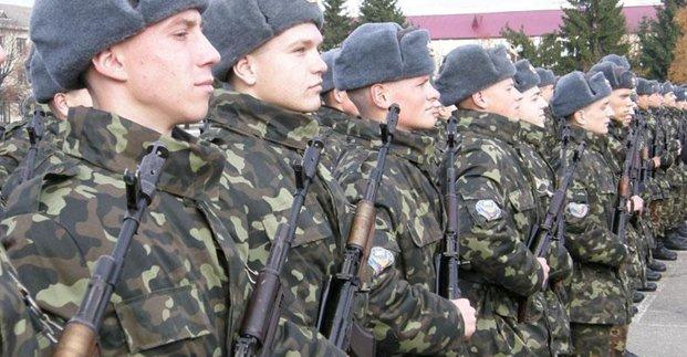 У Харкові визначили терміни призову на строкову службу в армію