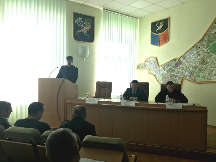 У Московському районі пожежні перевірили об'єкти масового перебування людей