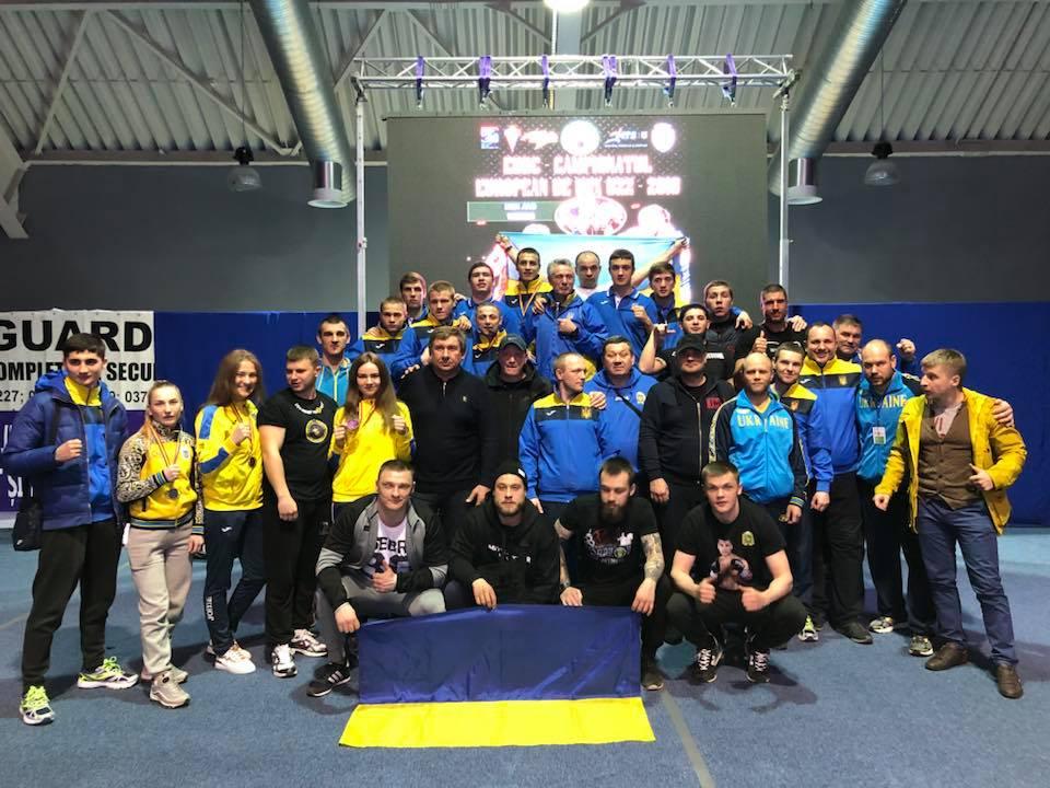 Харків'янин успішно виступив на чемпіонаті Європи з боксу