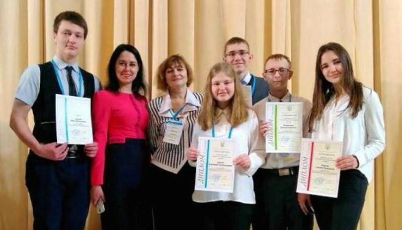 Харківські школярі стали переможцями всеукраїнських учнівських олімпіад