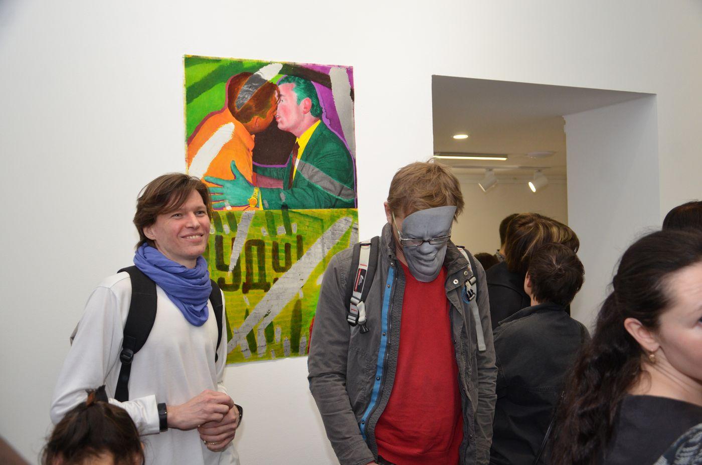 У муніципальній галереї відкрилася виставка авангардного мистецтва