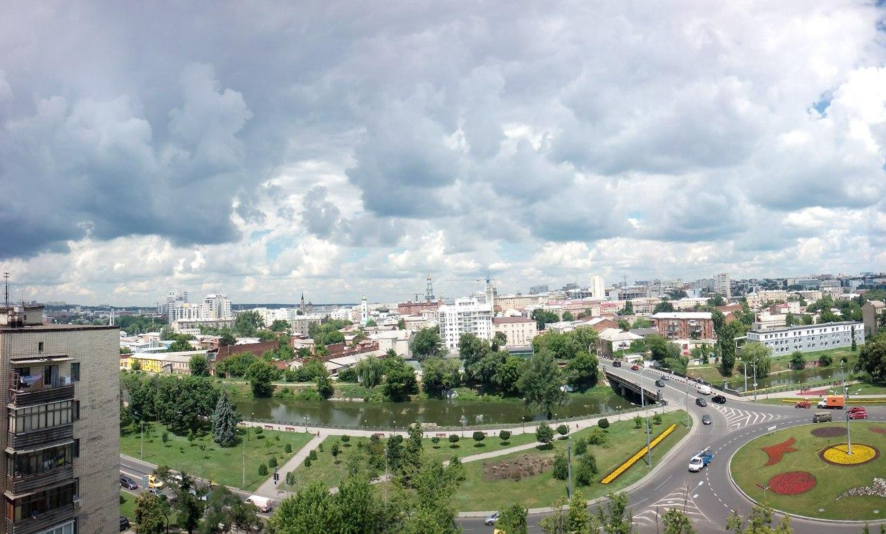 Завтра в Харкові - до 16 градусів тепла і невеликий дощ