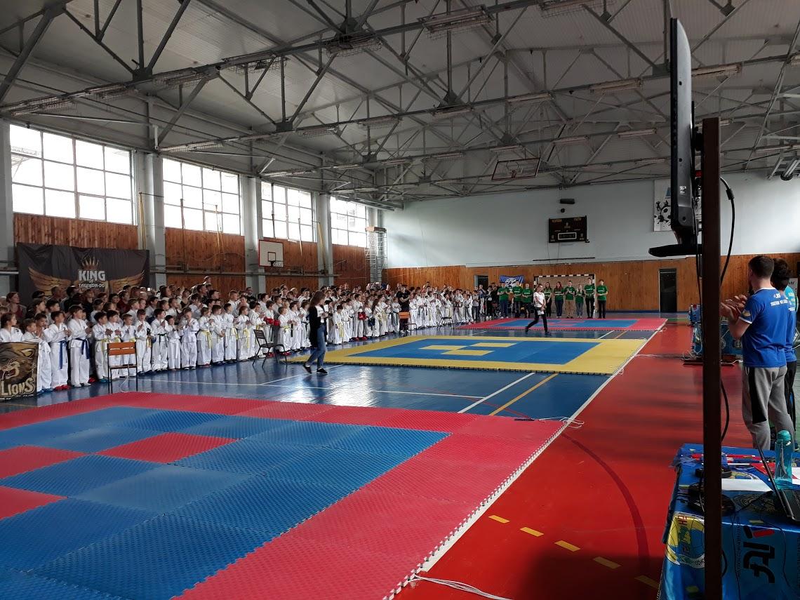 Харків'яни зайняли перші місця на змаганнях з тхеквондо