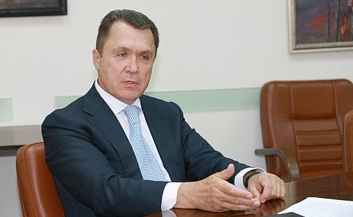 Геннадій Кернес привітав з днем народження Володимира Семиноженка