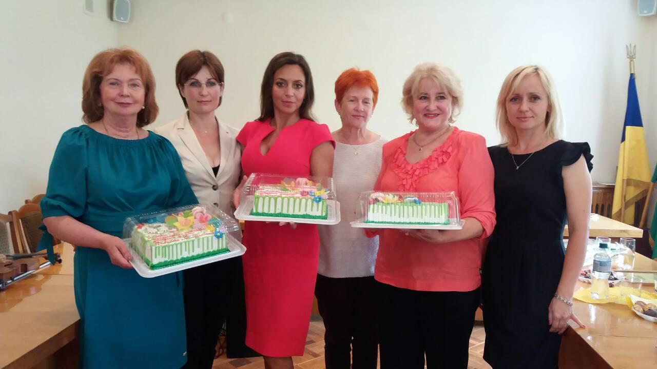 У Слобідському районі відзначили День медичного працівника