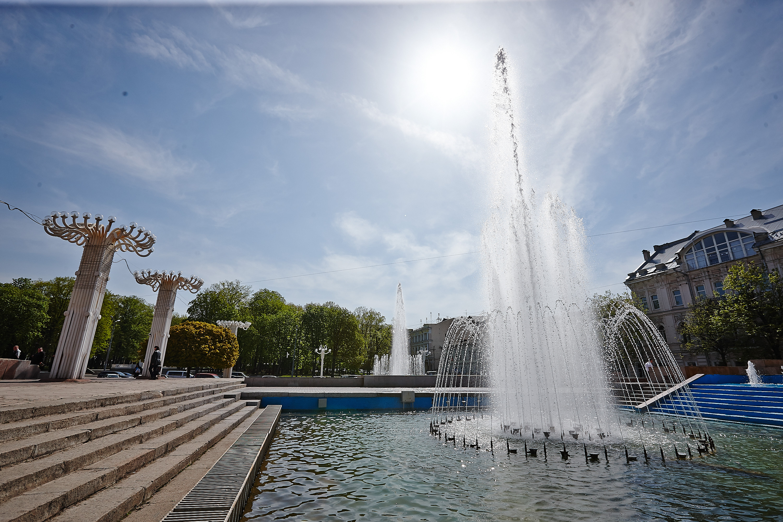 Завтра в Харкові - до 31 градуса тепла