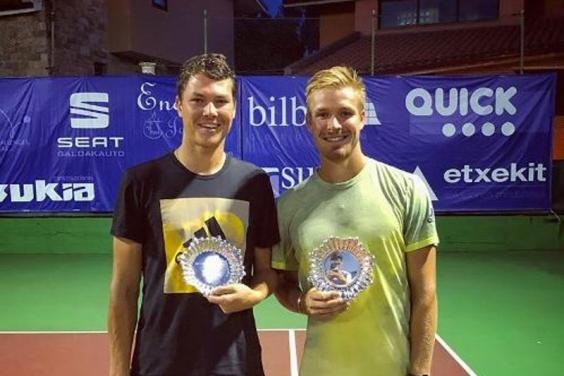 Харківський спортсмен переміг на тенісному турнірі в Іспанії