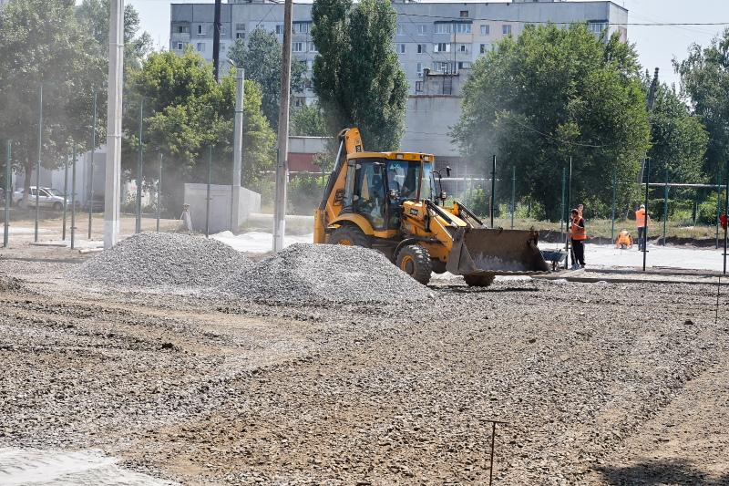 У Харкові відремонтують понад 20 шкільних стадіонів
