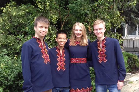 Харківські школярі перемогли на математичній олімпіаді в Румунії