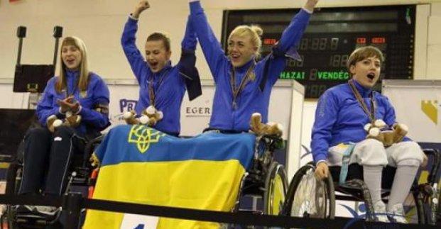 Харківська фехтувальниця завоювала золоту медаль на Кубку світу