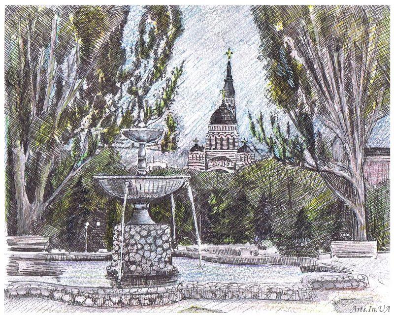 У Муніципальній галереї до Дня міста відкрилася виставка живопису про Харків